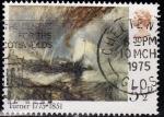 Sellos del Mundo : Europa : Reino_Unido : Turner 1775-1851