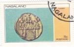 Sellos de Asia - Nagaland -  Claudius