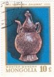 Stamps Mongolia -
