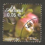 Stamps : Europe : Finland :  Aland - 345 - Manzana roja