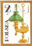 Stamps Poland -  quinqués