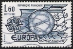 Stamps France -  EUROPA