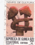 Stamps Equatorial Guinea -  hombre y mujer