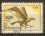 Sellos del Mundo : Asia : Turquía : Las aves 8v