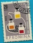 Stamps Romania -  Feria de muestras de Bucarest 1962