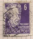 Sellos de Europa - Alemania -  Hauptmann