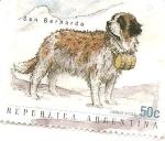 Sellos de America - Argentina -  Animales