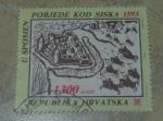 Sellos de Europa - Croacia -  The victory at sisak 1593