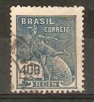 Stamps Brazil -  MERCURIO