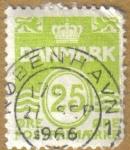 Stamps Europe - Denmark -  CORONA