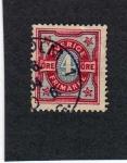 Sellos de Europa - Suecia -  sello antiguo de suecia