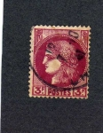 Stamps France -  sello antiguo frances