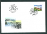 Stamps Switzerland -  Jungfrau