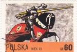 Stamps Poland -  Wiek XV