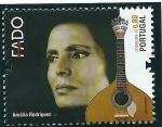Sellos del Mundo : Europa : Portugal : El Fado,ilustres del fado (Amália Rodrigues)
