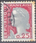 Stamps : Europe : France :  FRANCIA SCOTT 968.01 MARIANNE. $0.2