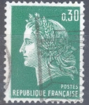 Stamps France -  FRANCIA SCOTT 1231C.01 MARIANNE POR CHEFFER. $0.2