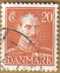 Stamps Europe - Denmark -  FREDERICK X