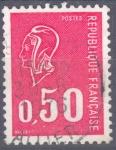 Stamps : Europe : France :  FRANCIA SCOTT 1293.02 MARIANNE POR BEQUET. $0.2