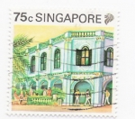 Stamps Asia - Singapore -