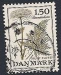 Stamps Denmark -  Protección de la Naturaleza