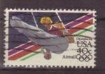 Sellos de America - Estados Unidos -  olimpiadas 84