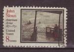 Stamps United States -  Centenario