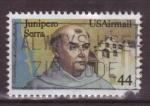 Stamps United States -  fray junipero serra