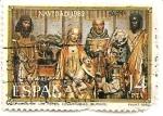 Stamps Spain -  Navidad