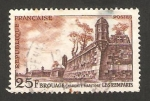 Sellos de Europa - Francia -  1042 - Murallas de Brouage en Aunis