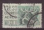 Stamps Mexico -  danza de la media luna