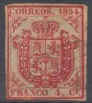 Stamps Spain -  ESPAÑA 33 ESCUDO DE ESPAÑA