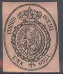 Stamps Spain -  ESPAÑA 36 ESCUDO DE ESPAÑA