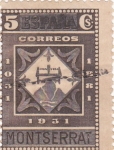 Stamps : Europe : Spain :  MONTSERRAT