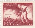 Stamps Croatia -