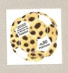 Stamps Portugal -  Campeonato mundial de Fútbol