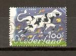 Stamps Netherlands -  VACA   Y   PRODUCTOS   HOLANDESES