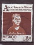 Sellos de America - México -  Arte y Ciencia de Mexico