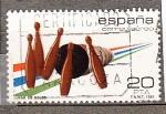 Sellos de Europa - España -  2696  Bolos (432)