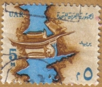 Stamps Egypt -  NILO Y ASSUAN