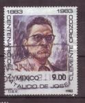 Stamps Mexico -  Centenario