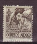 Sellos del Mundo : America : México : pro-alfabetización