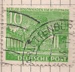 Stamps : Europe : Germany :  Kolonnaden