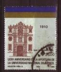Stamps Mexico -  75 aniversario