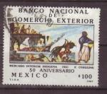 Sellos de America - México -  50 aniv.