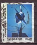 Sellos de America - México -  Primer mexicano al Espacio