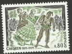 Sellos de Europa - Mónaco -  Carmen de Bizet