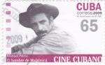 Stamps Cuba -  cine cubano