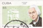 Stamps Cuba -  celebridades de la ciencia