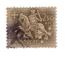 Stamps Portugal -  Cavaleiro